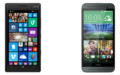 Nokia Lumia 930 vs HTC One (E8)