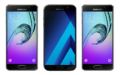 Samsung Galaxy A3 (2016) vs Samsung Galaxy A5 (2017) vs Samsung Galaxy A7 (2017)