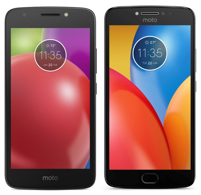 Moto E4 and E4 Plus image