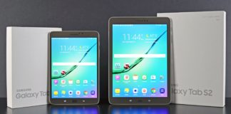 Samsung rolls out Android Nougat update for Galaxy Tab S2 8.0 and 9.7