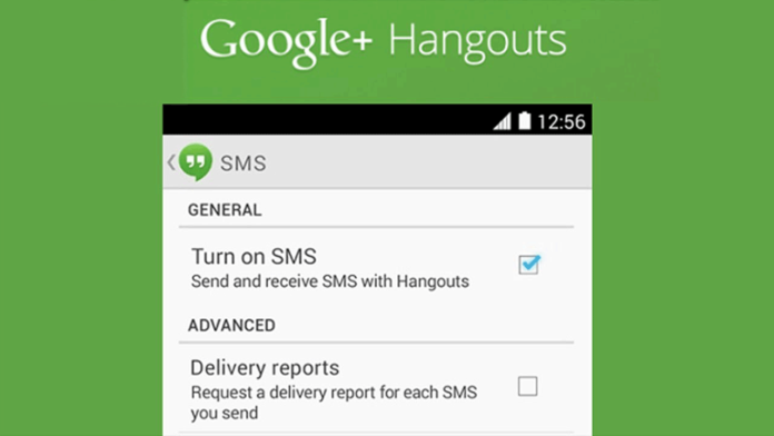 SMS support for Hangouts officially ends today