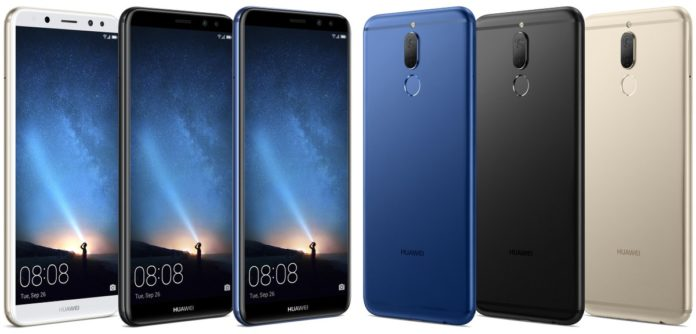 Huawei Mate 10 release date, price specifications