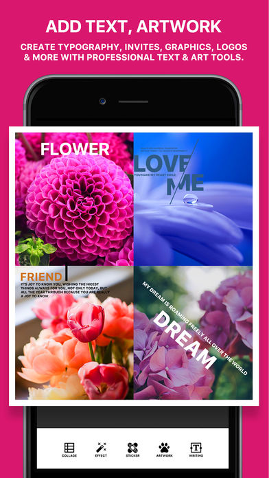 Photo Poster Pro By NEXT Mobile