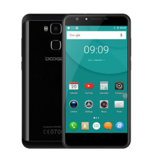 Doogee Y6 Piano Black