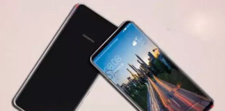 Huawei P20, unveiled its screen 18.7:9