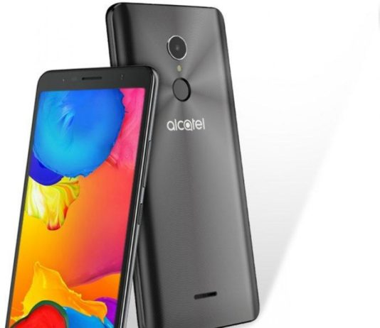 Alcatel 3C revealed the price, design and specifications