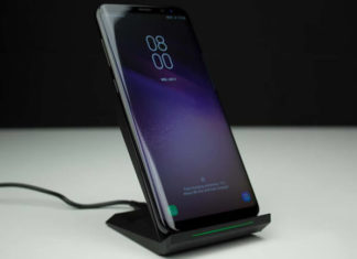 Rumors may Samsung Galaxy S9 will charge wirelessly