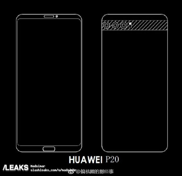 Huawei P20 Specs and Features