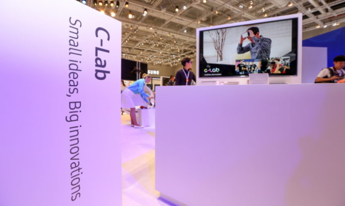 C-Lab introduce three new porject at ces 2018