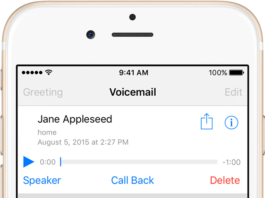 How to Send and Share Voicemail Messages from your iPhone