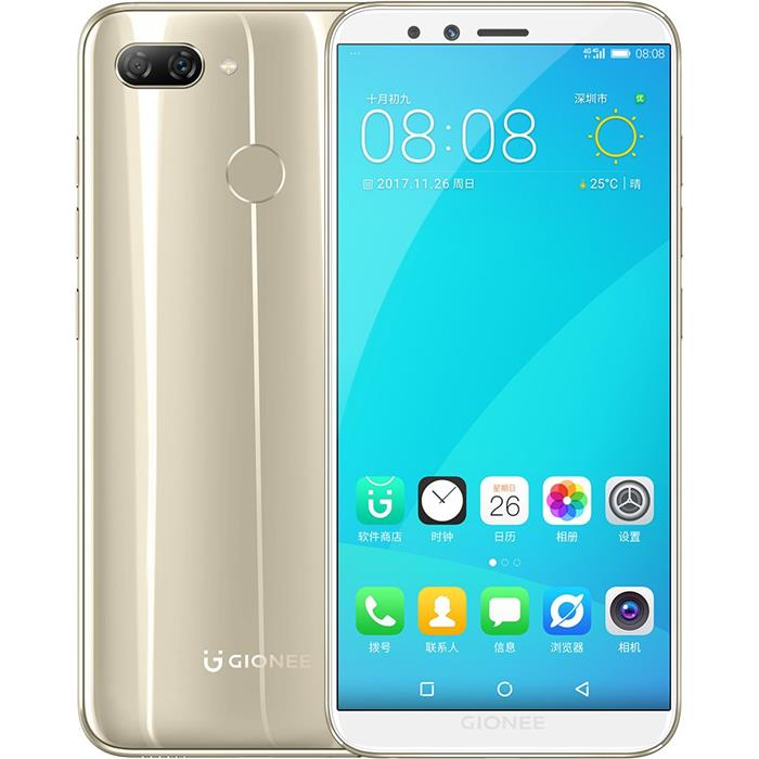 GIONEE S11 Specs and Features