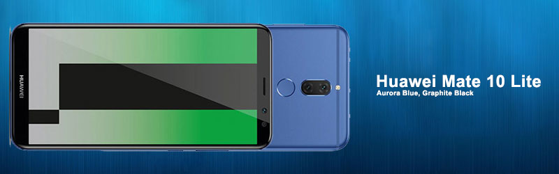Huawei Mate 10 Lite Specs and Features