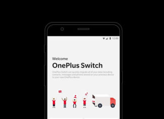 OnePlus Switch is the official App to transfer data from your old mobile to newone
