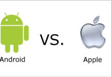 The World only country where iOS defeat Android in Sales