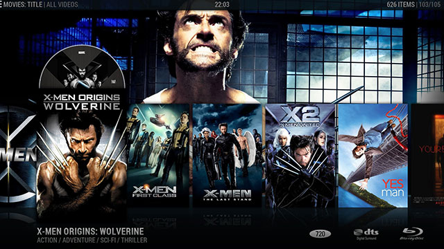 12 Best Kodi Skins for Kodi Krypton 17, Jarvis 16 & 18 Leia -